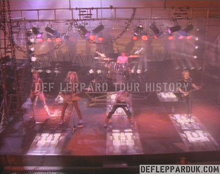 Def Leppard News - Def Leppard's Photograph Video (Filmed 34 Years
