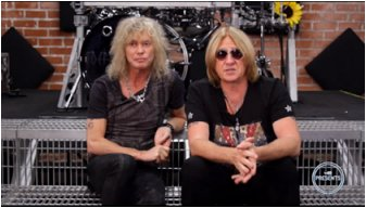 Rick Savage/Joe Elliott 2012.
