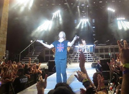 Def Leppard Rock Of Ages Tour 2012