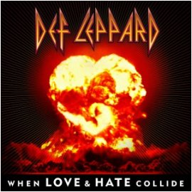 When Love & Hate Collide - Digital Release.
