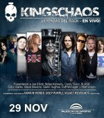 Kings Of Chaos 2013.