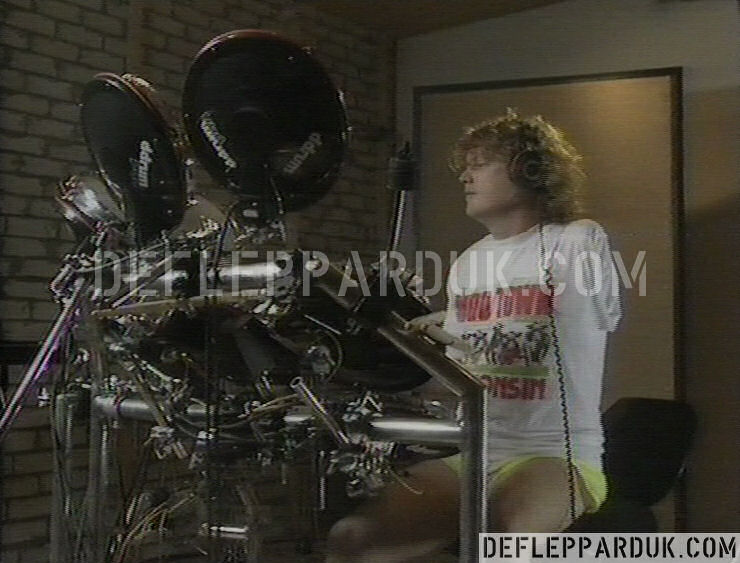 Def Leppard News Rick Allen The Thundergod 30th