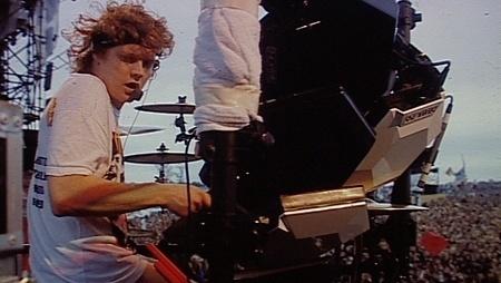 Def Leppard News 29 Years Ago Def Leppard Rick Allen