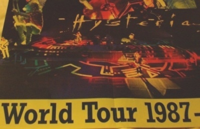 Def Leppard Tour Around The World