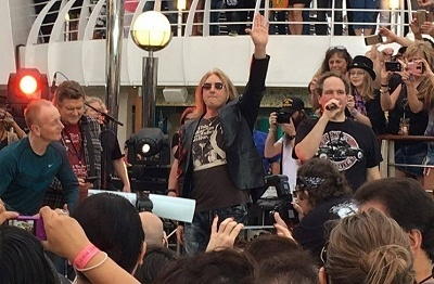 Def Leppard Hysteria Cruise Departs From Miami Photo Gallery.