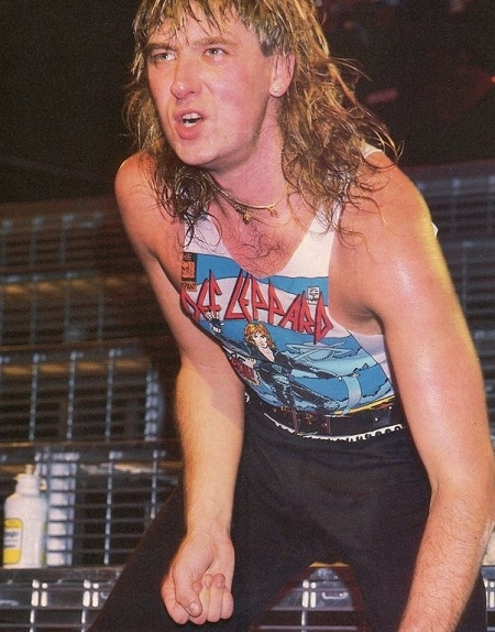 Def Leppard September 1987.