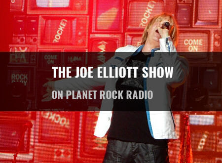 Joe Elliott 2015.