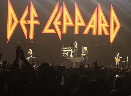 Def Leppard News - Def Leppard Start 2017 Tour In Manchester