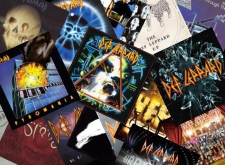 Def Leppard News Def Leppard Vinyl Albums Reissues Update More Info