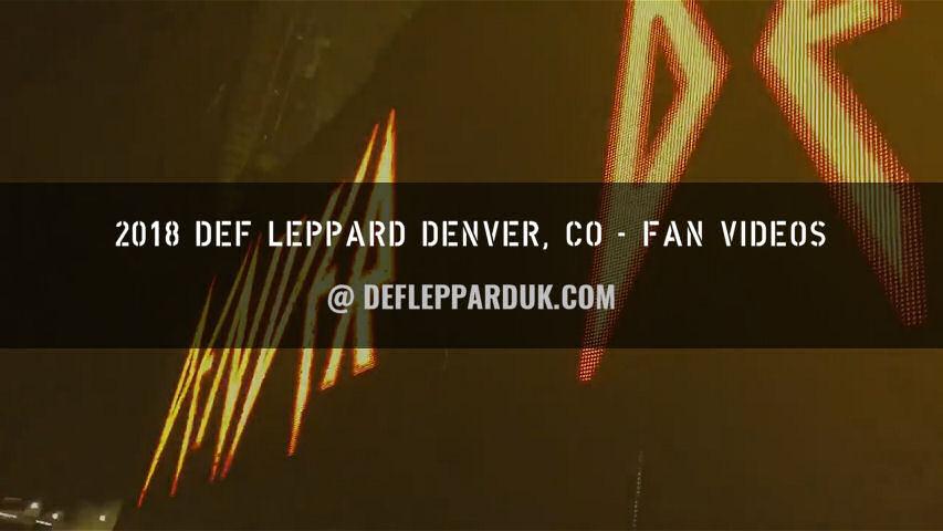 def leppard news def leppard x journey tour in denver co show report. Black Bedroom Furniture Sets. Home Design Ideas
