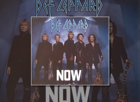 Def Leppard News - 17 Years Ago DEF LEPPARD's NOW Single Released In
