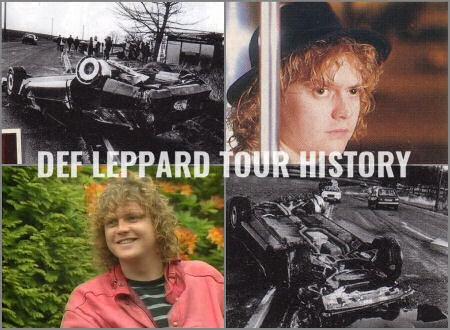 Def Leppard Drummer Wife