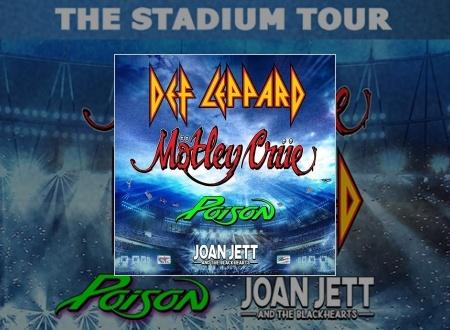 Def Leppard Journey Tour 2020.Def Leppard News Def Leppard Confirm The Stadium Tour 2020