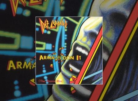 Def Leppard News - 31 Years Ago Def Leppard's ARMAGEDDON IT Number