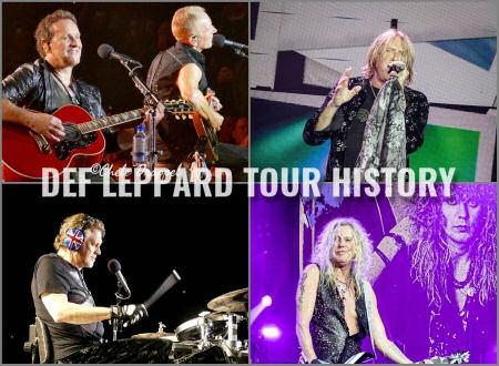 Def Leppard Journey Tour 2020.Def Leppard News Def Leppard 2020 Tour News Update Huge