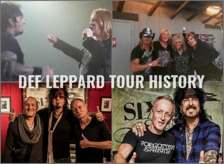 Def Leppard Journey Tour 2020.Def Leppard News Def Leppard 2020 Tour W Motley Crue