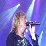 Joe Elliott Sheffield 2008.
