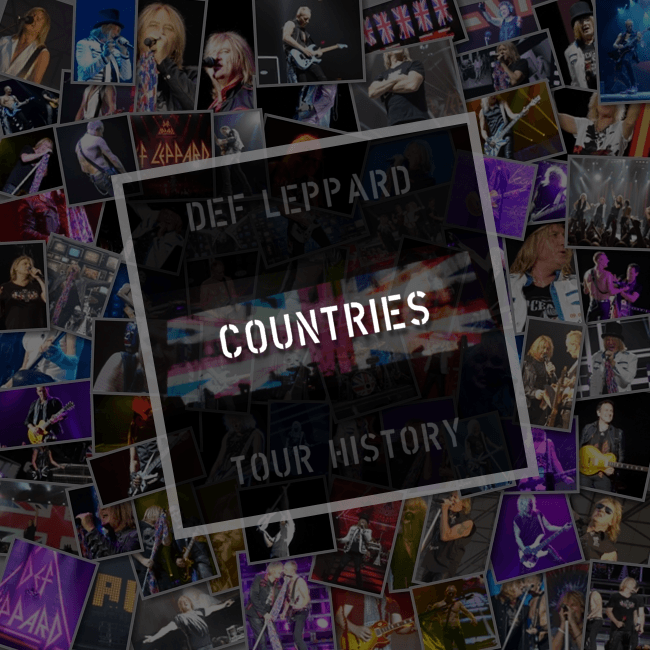 Countries Played