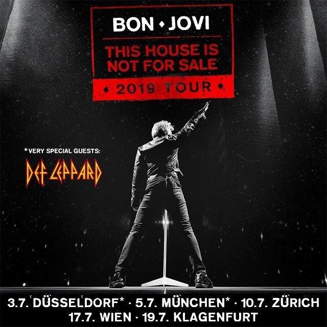 DEF LEPPARD TOUR 2019 DATES