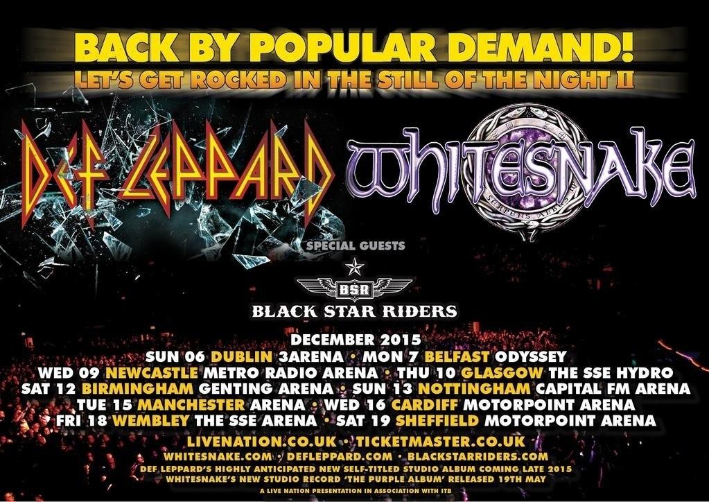 def leppard news def leppard 2015 uk tour dates with whitesnake announced. Black Bedroom Furniture Sets. Home Design Ideas