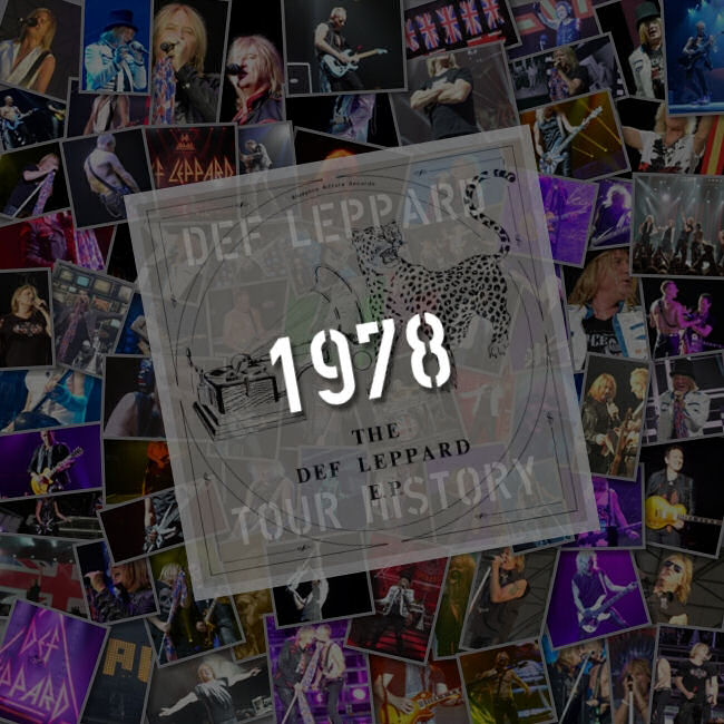 Songs Played 1978/1979