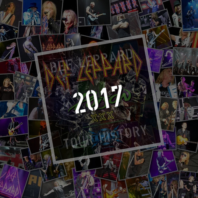 Songs Played 2017