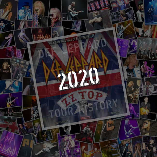 Songs Played 2020