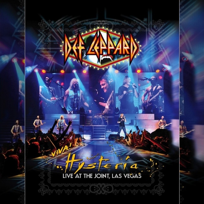 VIVA! Hysteria Live At The Joint DVD/Blu-ray.