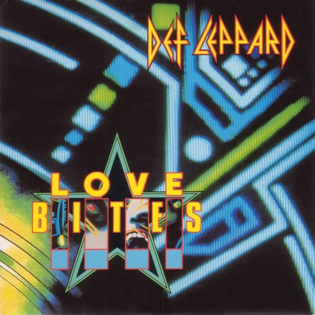Def Leppard News - 30 Years Ago DEF LEPPARD Release LOVE BITES ...