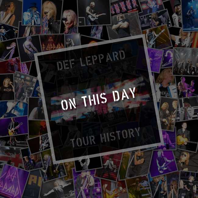 Def Leppard History.