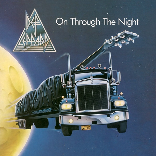 On Through The Night 1980.