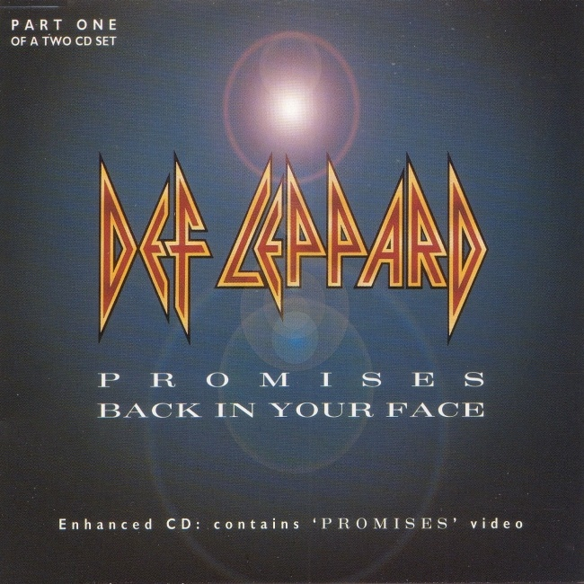 Promises/Back In Your Face 1999