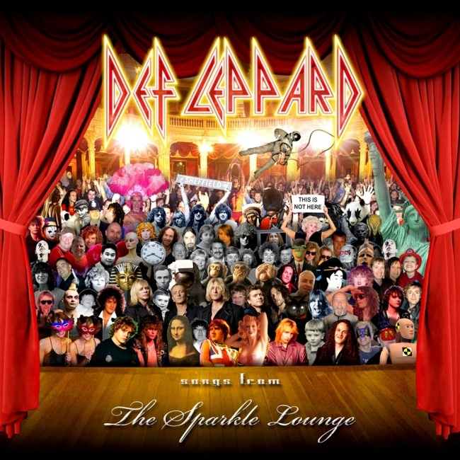 Songs From The Sparkle Lounge Tour 2008.