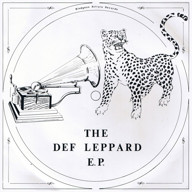 The Def Leppard EP 1979.